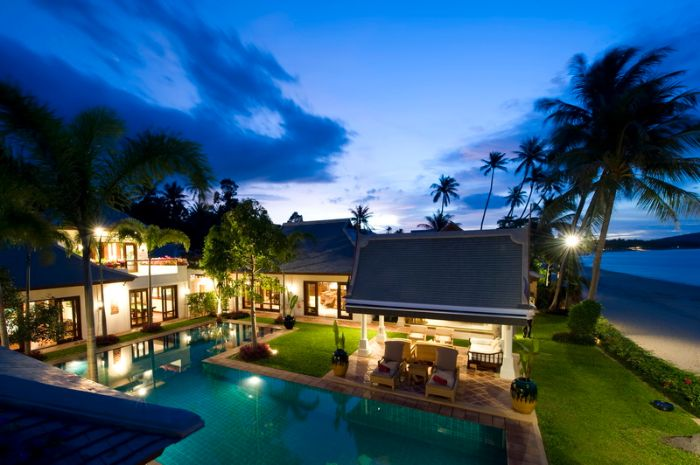 koh samui villa luxury