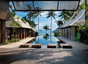Most Stunning Views - Beachfront Villas in Koh Samui