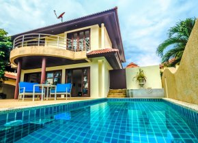 3 Bedroom Pool Villa, Near Beach, Plai Laem