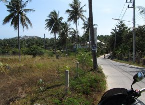 4 Rai Of Land For Sale - Choeng Mon