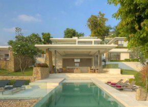 5 Bed Luxury Sea View Villa - Choeng Mon