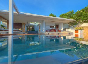 4 Bed Award-Winning Sea View Villa For Sale In Choeng Mon