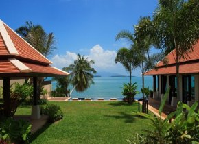 Bangrak Luxury 2-Bedroom Beach Villa
