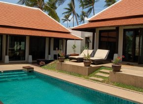 3-Bedroom Bangrak Luxury Villa Near Beach