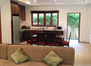 2-Bed Bophut Townhouse with Pool