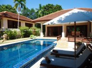 3-Bedroom Villas with Private Pool and Gardens