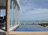 3-Bed Seaview Villa with Plunge Pool