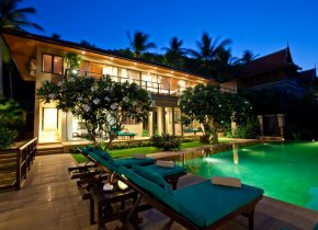 4-Bed Luxury Villa in Bophut Hills