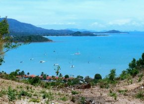 Plai Laem Sea View Land 3.9 Rai