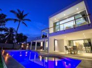 3-Bedroom Pool Villa 100m to Idyllic Beach, Lipa Noi