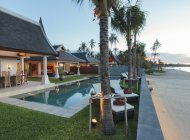 Stunning 7-Bed Beach Villa Sleeping 14ad/6ch, Maenam