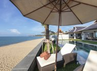 Maenam Luxury 7-Bed Beach Villa Sleeps 14ad/6ch