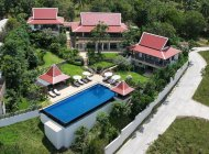 Bophut Hills Seaview Luxury 5-Bed Villa