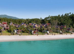 Luxury 5-Bed Beachfront Residence, Lipa Noi