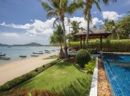 Luxury Bophut 4-Bedroom Beach Villa