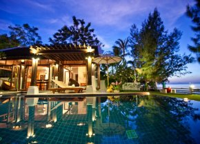Luxury 2-Bedroom Beach Villa with Spectacular Views