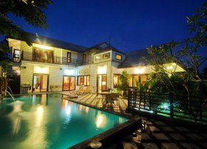 3-4 Bedroom Chaweng Pool Villa with Gym