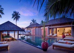 Kid Friendly 5-Bed Beach Villa Sleeps 10ad/7ch, Lipa Noi
