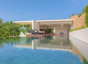 Luxury 3-Bedroom Seaview Pool Villa, Choeng Mon