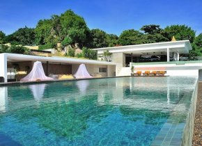 Luxury 7-Bedroom Seaview Villa, Choeng Mon