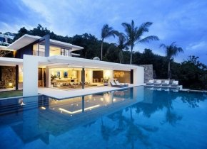 Luxury 6-Bedroom Seaview Exclusive Choeng Mon Estate