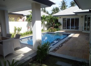 2-Bedroom Pool Villa 200m to Idyllic Beach, Lipa Noi