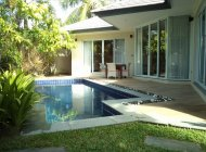 1-Bedroom Pool Villa 200m to Idyllic Beach, Lipa Noi