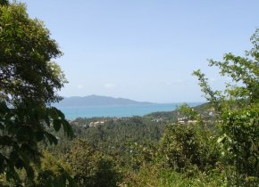 Bophut Seaview Land Plot 1458sqm For sale