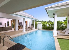 2-Bedroom Pool Villa Near Cheong Mon Beach