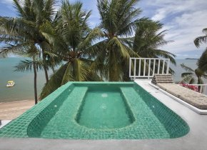 5-Bedroom Beach Villa, Fisherman's Village, Bophut