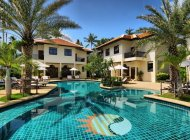2-Bed Bophut Villas with Pool and Resort Facilities