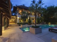 Luxury Seaview 3-Bed Pool Villa 200m to Bangrak Beach