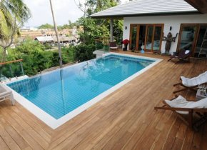 4 Bedroom Seaview Pool Villa Lamai, For Sale