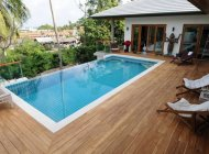 4 Bed Seaview Pool Villa Lamai, Long Term Rent