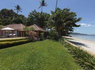 5-Bed Luxury Beachfront Retreat Sleeps 8ad/3ch, Laem Sor