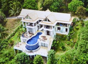 5-Bedroom Seaview Pool Villa, Bang Por