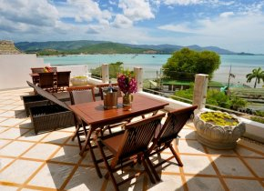 6-Bed Seaview Villa Near Beach, Plai Laem