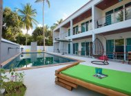 Studio Condos w/ Pool, 500m to Beach, Bang Por