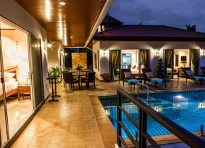 Chaweng Seaview 4-Bedroom Pool Villa