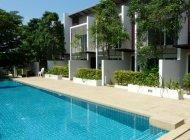 Bophut 2-Bed Townhouse, Shared Pool, Long Term