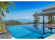Bophut Seaview 5-Bedroom Villa For Sale