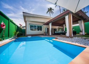 3-Bedroom Private Pool Villa, Plai Laem, Rental