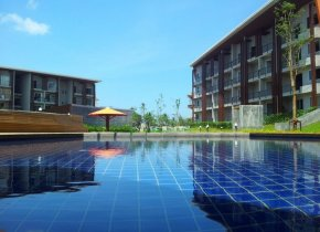 Studio Pool View Condo For Sale, Bangrak