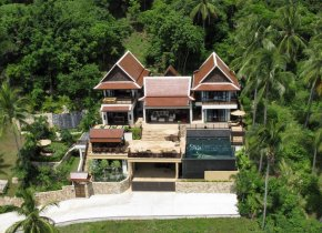 Chaweng Noi Luxury 5-Bed Seaview Pool Villa