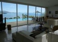 3/4 Bed Luxury Seaview Pool Villa, Bangrak