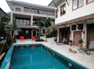 4-Bed Bophut Hills Seaview Pool Villa