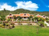 Seaview 4-Bedroom Villa on 4 Rai Bophut,  For Sale