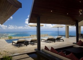 Chaweng Panoramic Seaview  4-Bed Villa For Sale