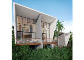 Aqua Duo 2-Bed Duplex Seaview Villa Type-A