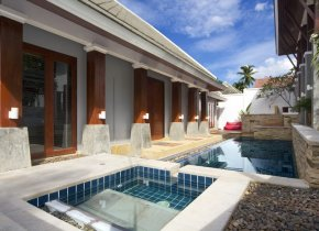 3-Bedroom Maenam Pool Villa For Sale